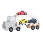 Jabadabado trailer med sportbilar