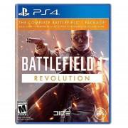 Ps4 Juego Battlefield 1 Revolution Para Playstation 4