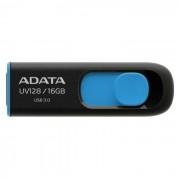 ADATA UV128 USB 3.0 16GB AUV128-16G-RBE negro / azul