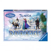 Ravensburger Disney Frozen Doolhof junior kinderspel
