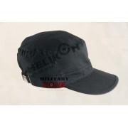 Patrolówka czapka combat Helikon, czarna