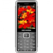 Kechaoda K28 Plus - Red+Black Dual SIM 2.8 inch Display with Vibration 1700MAH Battery Big Speaker 3D Sound(BIS Certi