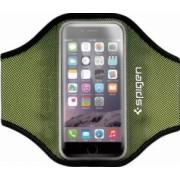 Husa Brat Spigen Sports Armband iPhone 6 6S Green