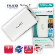 Power Bank Sailing 2 ROMOSS 5200mAh