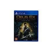 Deus Ex: Mankind Divided - PlayStation 4