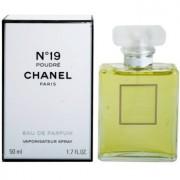 Chanel N°19 Poudré Eau de Parfum para mulheres 50 ml