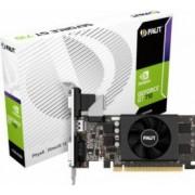 Placa video Palit GeForce GT 710 1GB GDDR5 64-bit