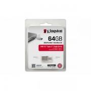 USB memorija Kingston 64GB DataTraveler microDuo 3.1 Type-C DTDUO3C/64GB