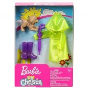 Barbie Club Chelsea Accessories - Regnkläder