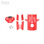 Parrot Mini Drones - Rolling Spider - Rompdelen - ROOD