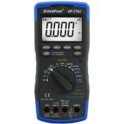 HOLDPEAK 770J Gépjármű diagnosztikai műszer 3-4-5-6-8 henger RPM zárási szög hőmérséklet.
