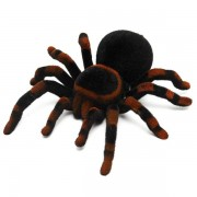 Remote Control 11'' 4CH Realistic RC Spider Tarantula Scary Toys Prank Holiday Gift Model