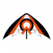 Günther tweelijnsstuntvlieger Sky Attack 150 cm oranje/wit/zwart