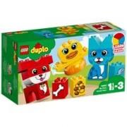 LEGO 10858 DUPLO My First Mitt första pussel Husdjur