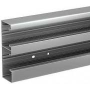 Optiline 45 - canal de cabluri instalare - 165x55 mm - alum. - natural - 2000 mm - Sisteme de canale optiline 45 - 165x55 mm - Optiline 45 - ISM10450 - Schneider Electric
