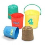 Кофички за пясък 4 броя, 000772164245