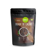 Niavis Boabe de cacao intregi Ecologice/Bio 250g