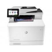 HP Color LaserJet Pro MFP M479fdw Multifunctionele laserprinter (kleur) A4 Printen, scannen, kopiëren, faxen LAN, WiFi, Duplex, Duplex-ADF
