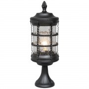 Wegeleuchte MW217, Standlampe Außenleuchte Gartenlampe Laterne, 55cm ~ Variantenangebot