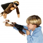 Honda Flingshot Flying Screaming Monkey Plush Toy