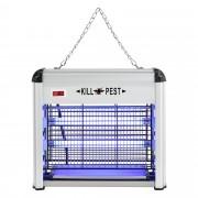 [pro.tec]® Електрическа инсектицидна лампа, 12W UV лъчи
