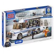 Mega Bloks World Builders NYPD Mobile Command Center
