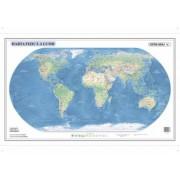 Harta Lumii Format 50 x 70 cm