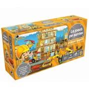 Puzzle Gigant La joaca pe santier 30 piese Noriel