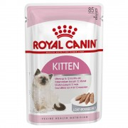 Royal Canin Kitten Mousse - 24 x 85 g