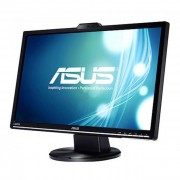 Asus monitor LED VK248H 24\ 2ms, DVI/HDMI, webcam, hangfalak, fekete