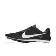 Nike Zoom Victory 3 Unisex-Laufspike - Schwarz
