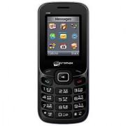 Micromax X088 Plus Dual SIM Basic Phone (Grey)