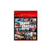Jogo Grand Theft Auto: Episodes from Liberty City (GTA) - PS3