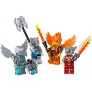 LEGO Legend of Chima Ice Accesory Set