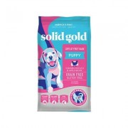 Solid Gold Love At First Bark Chicken, Potato & Apple Puppy Recipe Grain-Free Dry Dog Food, 4-lb bag