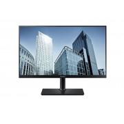 "Samsung LCD 23 8"" LS24H850QFUXEN PLS Panel 2560x1440 HDMI DP 5xUSB USB C HA Pivot Swivel Tilt"