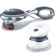 Инфрачервен масажор Beurer MG70 + Мини уред за SPA масаж Beurer MG17