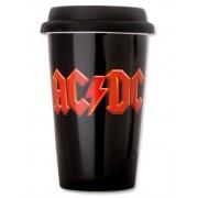 KKL AC/DC Travel Mug Logo