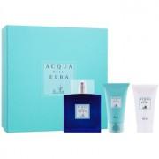 Acqua dell' Elba Blu Men coffret III. Eau de Toilette 100 ml + gel de duche 50 ml + creme corporal 50 ml