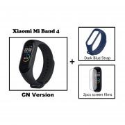 mi banda 4 banda inteligente Bluetooth 5,0 de 0,95 pulgadas Pantalla AMOLED de Fitness 135mAh imper