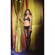 BeWicked Bodystocking met cut-out voorkant