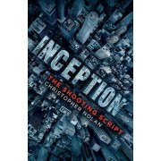 Inception: The Shooting Script, Paperback