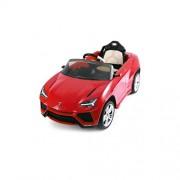 SWAGSPIN LICENSED Lamborghini Urus RIDE ON REMOTE CONTROL CAR FOR KIDS (RED)