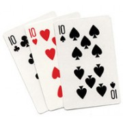 Three Card Monte (Blank)