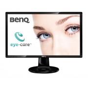 "Monitor TFT, BENQ 27"", GL2760H, 2ms, 12Mln:1, DVI/VGA/HDMI, FullHD (9H.LC8LA.RBE)"