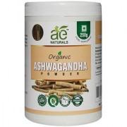 AE NATURALS Pure Organic Ashwagandha Powder 250g