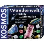 Jucarie educativa Kosmos Wonderful World of Crystals and Minerals