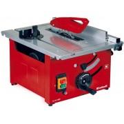 Ferastrau circular de banc Einhell TC-TS 1200, 900 W, 4800 RPM, disc 210 mm 24 D, 45 mm taiere max la 90°, 24 dinti
