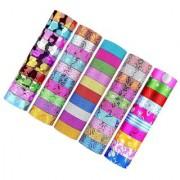DIY Crafts Washi Tape Set of 50 Rolls Multi-Purpose Masking Tape Great for Arts Crafts DIY(Multicolor)
