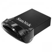 Флаш памет SanDisk Ultra Fit USB 3.1, 128GB, SD-USB-CZ430-128G-G46